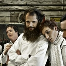 A Kid Hereafter in the Grinding Light