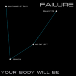 Failure - Your Body Will Be